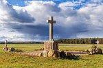 Глинное, памятник жертвам войны 1812 года, 2012 г.