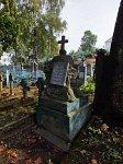 Глубокое, кладбище польских солдат: памятник, 1921 г.?