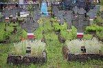 Глубокое, кладбище польских солдат, 1920-е гг.