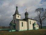 Гневчицы, церковь св. Параскевы Пятницы, после 1990 г.