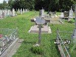 Голынка (Гродн. р-н), кладбище католическое: могила солдат 1-мировой войны, 1915-18 гг.