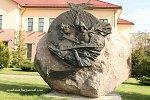 Городея, памятник участникам Грюнвальдской битвы, 2012 г.