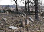 Грозов, кладбище еврейское