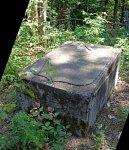 Грушево, могила родителей Марии Родевич (участников восстания 1863-64 гг.)