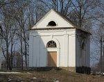 Холхлово, часовня-усыпальница Язвинских, 1846-47 гг.