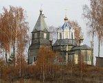 Худовцы, церковь Рождества Богородицы (дерев.), 1894 г.
