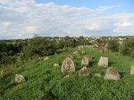 Индура, кладбище еврейское, XVIII в.