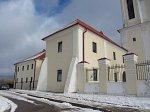 Ивье, монастырь бернардинцев:  жилой корпус, 1-я пол. XVII в.