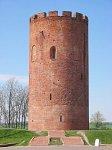 Каменец, башня-донжон, между 1276-88 гг…