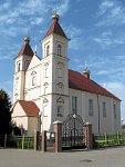 Клецк, монастырь:  церковь Воскресенская, 1683 г…