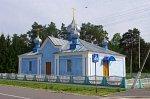 Комарин, церковь Вознесенская /в приспособл. здании/, 2-я пол. XX в.