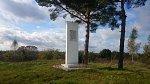 Коптевичи, мемориальный знак в память о битве 1812 г., 1962 г.