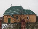 Копысь, церковь Спасо-Преображенская (дерев.), 1-я пол. XX в.