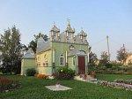 Коробы, церковь св. Михаила Архангела (дерев.), после 2000 г.