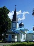 Косино (Логой. р-н), церковь Успенская (дерев.), 1865 г.