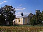 Котельня-Боярская, церковь Спасо-Преображенская, 1609 г.