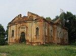 Красная Дуброва, церковь св. Георгия, 1866 г.