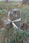 Ксаверово, каменные кресты