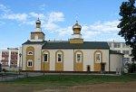 Лида, церковь св. Георгия, после 1990 г.