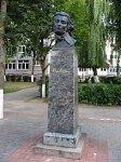 Лида, памятник Адаму Мицкевичу