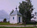 Логишин, церковь: часовня, XIX в.?