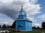 Лунин, церковь св. Бориса и Глеба (дерев.), 1824 г.