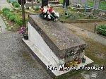 Лунна, кладбище христианское: могила польских солдат, 1920 г.