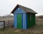 Ляховичи (Иванов. р-н), часовня (дерев.), после 1990 г.?