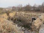 Майское, усадьба: хозпостройка (руины), XIX в.?