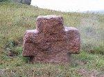 Макаровка, каменные кресты