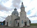 Мал. Бортники, церковь Рождества Иоанна Предтечи, после 1990 г.?