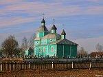 Матеевичи (Жабин. р-н), церковь Рождества Иоанна Предтечи (дерев.), 1718-20 гг.?