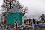 Матеевичи (Жабин. р-н), церковь: колокольня? (дерев.), XIX в.?