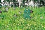 Мельники (Брасл. р-н), кладбище татарское
