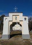 Михалишки, часовня: брама-колокольня, XIX в.
