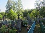 Миколаюнцы, кладбище старообрядческое