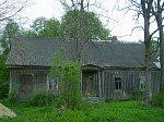Мирончики, усадьба:  усадебный дом (?) (дерев.), XIX в.?