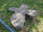 Мишневичи, каменный крест