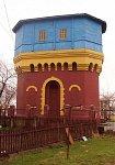 Могилев, железнодорожный вокзал: башня водонапорная, кон. XIX-нач. XX вв.