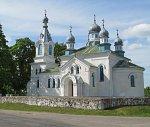 Молчадь, церковь св. Петра и Павла, 1869-73 гг.
