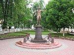 Молодечно, памятник Михалу Клеофасу Огинскому