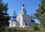 Молотковичи, церковь св. Евфросиньи /строится/