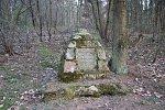 Нарочь (Мядел. р-н; купа), могила солдат 1-мировой войны, 1916 г.