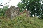 Наволока, колокольня (руины), XIX в.