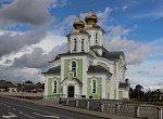 Несвиж, церковь Вознесенская, 2016 г.