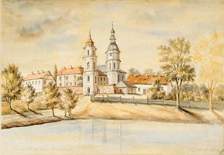 Картинки по запросу монастырь бенедиктинок несвиж