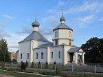 Нов. Двор (Пинский р-н), церковь Успенская