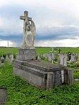 Нов. Двор (Щучин. р-н), кладбище католическое
