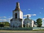 Новодевятковичи, костел: колокольня, 1790 г.
