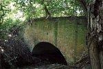 Новоселки (Ветков. р-н), усадьба:  мост арочный, 1913 г.?